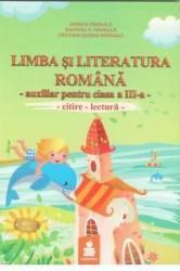 Romana Cls 3 - Auxiliar A.N.P. Verde citire - lectura - Viorica Paraiala Dumitru D. Paraiala