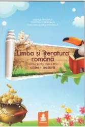 Romana Cls 3 - Auxiliar A.R.P. albastra citire-lectura - Viorica Paraiala Dumitru D. Paraiala