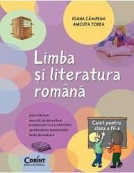 Romana Cls 4 Caiet - Ioana Campean Anicuta Todea