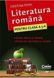 Romana cls 5 caiet - Cristina Popa