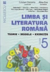 Romana cls 5 Teorie modele exercitii ed.2016 - Cristian Ciocaniu Alina Ene