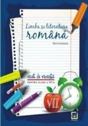 Romana cls 7 caiet de vacanta - Mimi Dumitrache
