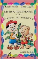 Romana Cu Andy Si Marty Cls 2 - Mihaela Crivac Adina Grigore