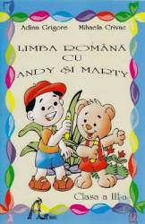 Romana Cu Andy Si Marty Cls 3 - Mihaela Crivac Adina Grigore