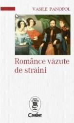 Romance vazute de straini - Vasile Panopol