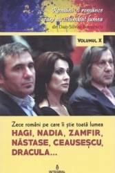 Romani si romance vol.10 Zece romani pe care ii stie toata lumea - Dan-Silviu Boerescu