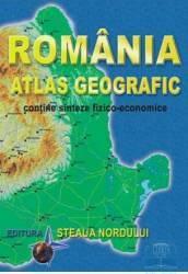Romania atlas geografic - Marius Lungu