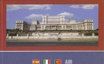 Romania lb. spaniola+italiana+portugheza+greaca title=Romania lb. spaniola+italiana+portugheza+greaca