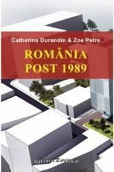 Romania Post 1989 - Catherine Durandin