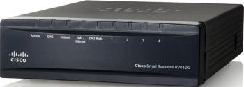 Router Cisco RV042G 4 porturi Gigabit Routere