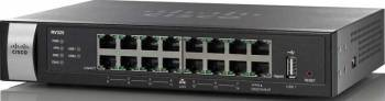 Router Cisco RV325 Gigabit Dual WAN VPN - 16 Port Routere