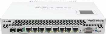 Router MikroTik CCR1009-7G-1C-1S+PC 7-port Gigabit Ethernet Routere