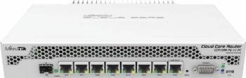 Router MikroTik CCR1009-7G-1C-PC 7-port Gigabit Ethernet Routere