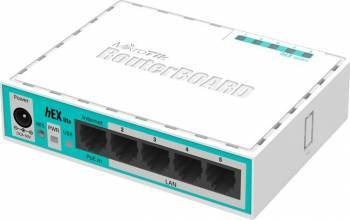 Router Mikrotik RB750r2 5-port Fast Ethernet Routere