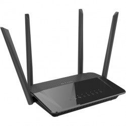 Router Wireless D-Link DIR-842 Dual Band AC1200 4 porturi Wireless