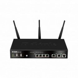 Router Wireless D-Link DSR-1000AC 2xWAN Gigabit 3xLAN Gigabit Dual Band AC1750 Wireless