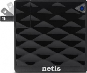 Router Wireless Portabil Netis WF2416 + PANDA Internet Security 3 useri