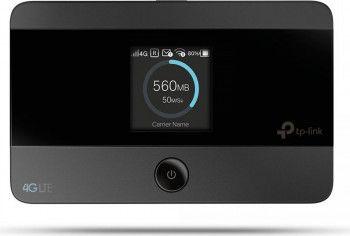 pret preturi Router Wireless Portabil TP-Link M7350 300Mbps 3G/4G SIM Slot Baterie 2000mAh