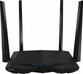 Router Wireless Tenda AC6 AC1200 Smart Dual-Band Wireless