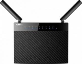 Router Wireless Tenda AC9 Gigabit AC1200 Smart Dual Band Resigilat Wireless