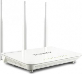 Router Wireless Tenda W1800R Gigabit Dual Band AC1300  Wireless