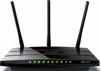 Router Wireless TP-Link AC1200 Dual Band Gigabit Archer C1200