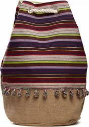Rucsac Heinner Textil 45X44 cm Stripes Genti de dama