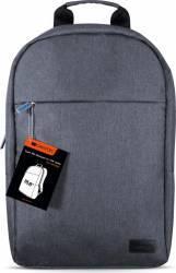 Rucsac Laptop Canyon Super Slim 15.6 inch Gri Genti Laptop