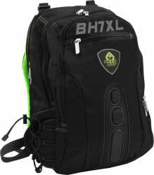 Rucsac Laptop Gaming Keep Out BK7GXL 17 inch Black-Green Genti Laptop