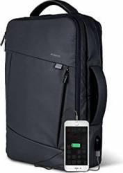 Rucsac laptop Romoss EPACK 15.6 inch cu port USB incarcare telefon Negru Genti Laptop