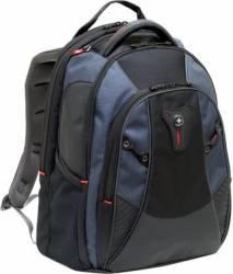 Rucsac laptop Wenger Mythos 15 6inch Negru Albastru Genti Laptop