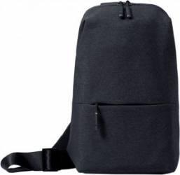 Rucsac Laptop Xiaomi Mi City Sling Bag Dark Grey Genti Laptop