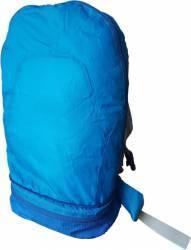 Rucsac pliabil impermeabil 20L ZELTEN Albastru Camping si drumetii