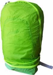 Rucsac pliabil impermeabil 20L ZELTEN Verde Camping si drumetii