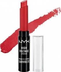 Ruj Nyx High Voltage Lipstick 2 06 Hollywood