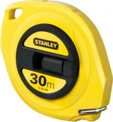 Ruleta Stanley 30 M Carcasa Inchisa Banda Otel
