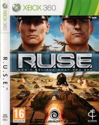 R.U.S.E. XBOX 360 Jocuri