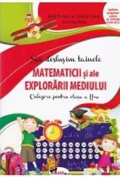 Sa deslusim tainele matematicii si ale explorarii mediului cls 2 - Alina Pertea Rodica Chiran Dumitra Radu