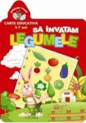 Sa invatam legumele 5-7 ani