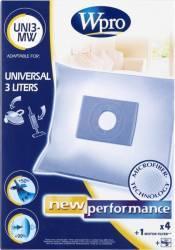 Saci universali pentru aspirator din hartie 3L set 4 buc Accesorii Aspirator & Curatenie
