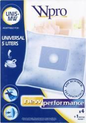 Saci universali pentru aspirator din hartie 5L set 4 buc Accesorii Aspirator & Curatenie