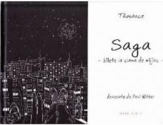 Saga - Tausance Paul Hitter
