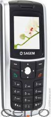 imagine Telefon mobil Sagem My210x sagmy210xgsm
