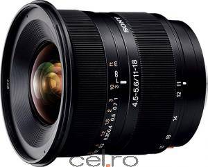 Obiectiv Foto Sony DT 11-18 mm F4.5-5.6 Obiective