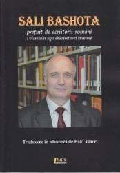Sali Bashota pretuit de scriitorii romani