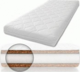Saltea Cocos Comfort + 120x60x12 cm