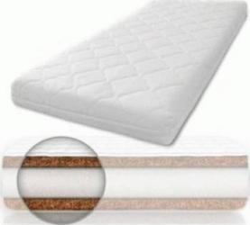 Saltea Cocos Comfort + 140x70x10 cm