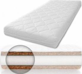 Saltea Cocos Comfort Plus 140x70x12 cm Saltele patut
