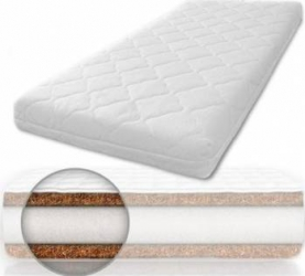 Saltea Cocos Comfort Plus 140x70x12 cm
