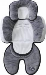 Saltea suplimentara Gri cu negru bebelusi BO Jungle 3 in 1 pentru carucior scaun